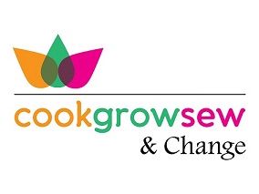 Cook, Grow, Sew & Change