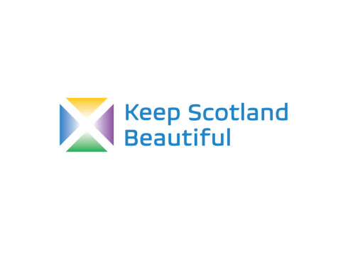 Let's Cook, Grow & Sew Together featured on Keep Scotland Beautiful